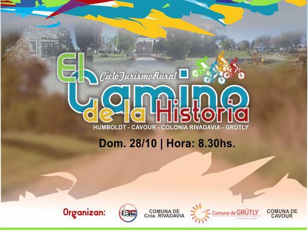45K CICLOTURISMO RURAL - EL CAMINO DE LA HISTORIA
