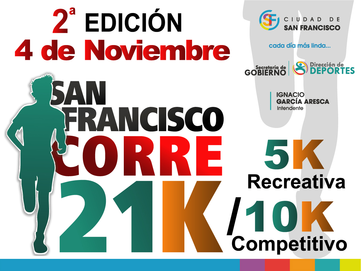 21K SAN FRANCISCO CORRE 2.0