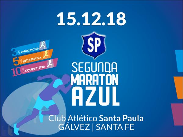 Maraton AZUL 2.0