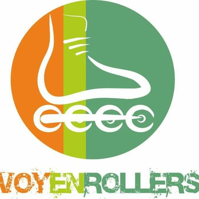 VOY En Rollers + 4to. Nacional Master De PATIN Carrera