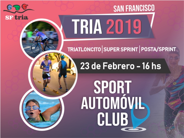 SF TRIATLON 2019