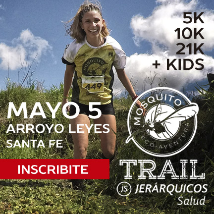 Mosquito Trail Series Arroyo LEYES 2019