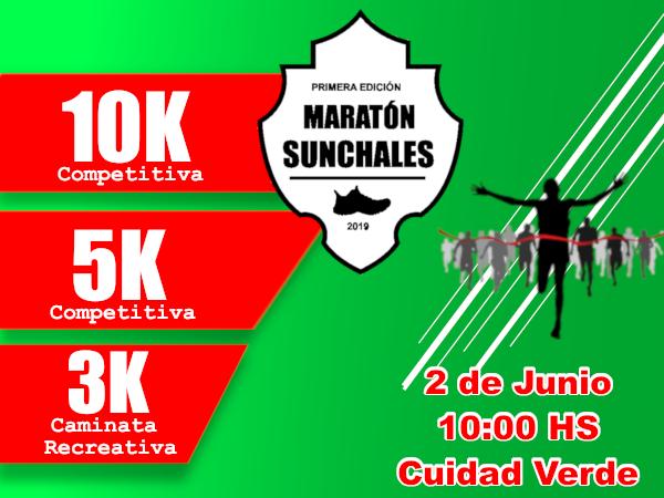 1º Maratón Ciudad De Sunchales