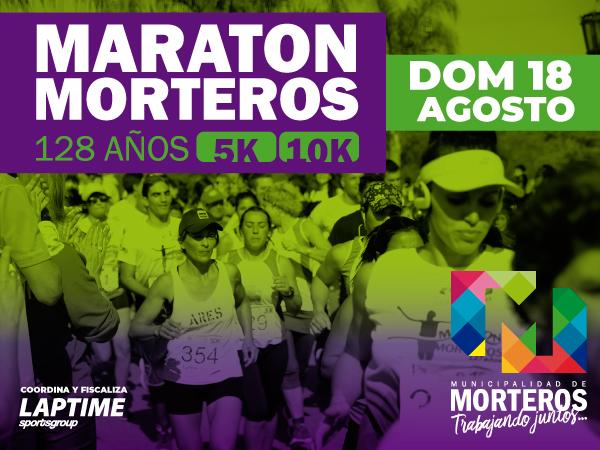 10K Maratón Morteros 128 º Años