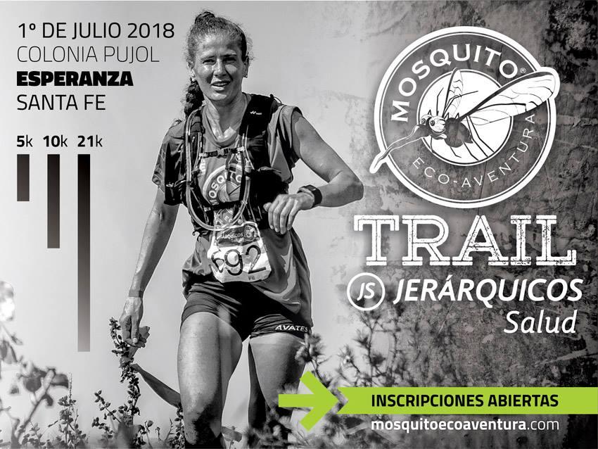 MOSQUITO TRAIL - ETAPA COLONIA PUJOL - ESPERANZA