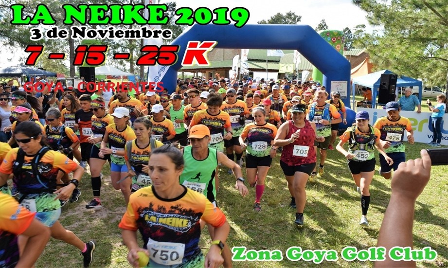 LA NEIKE  TRAIL RUN 2019