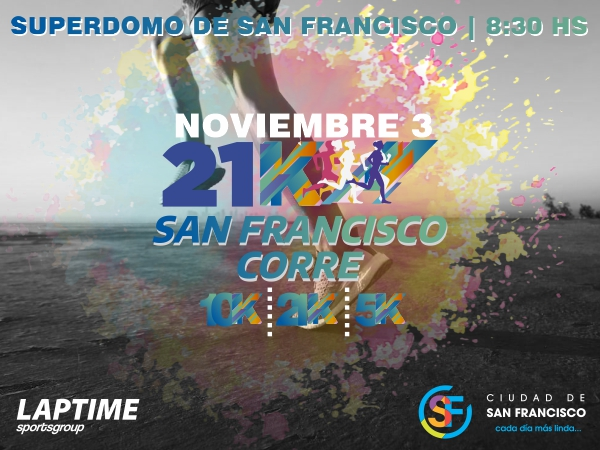 21k SAN FRANCISCO CORRE 3.0