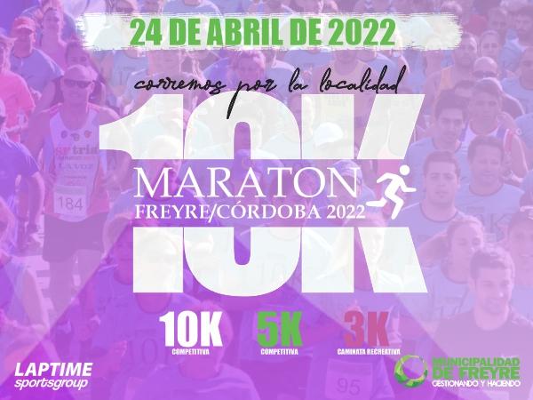 10K CIUDAD DE FREYRE - CORDOBA