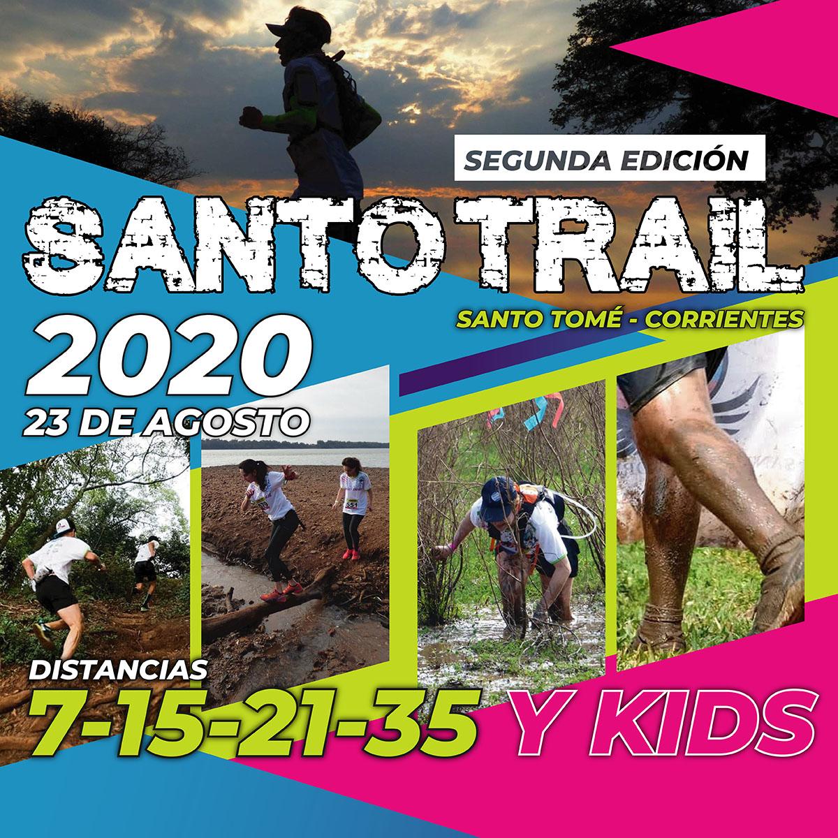 SANTOTRAIL 2da. Edición - 7k/ 15k/ 21k/ 35k